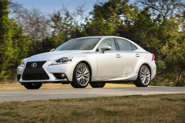 2015 Lexus Is 2 Free Car Wallpaper