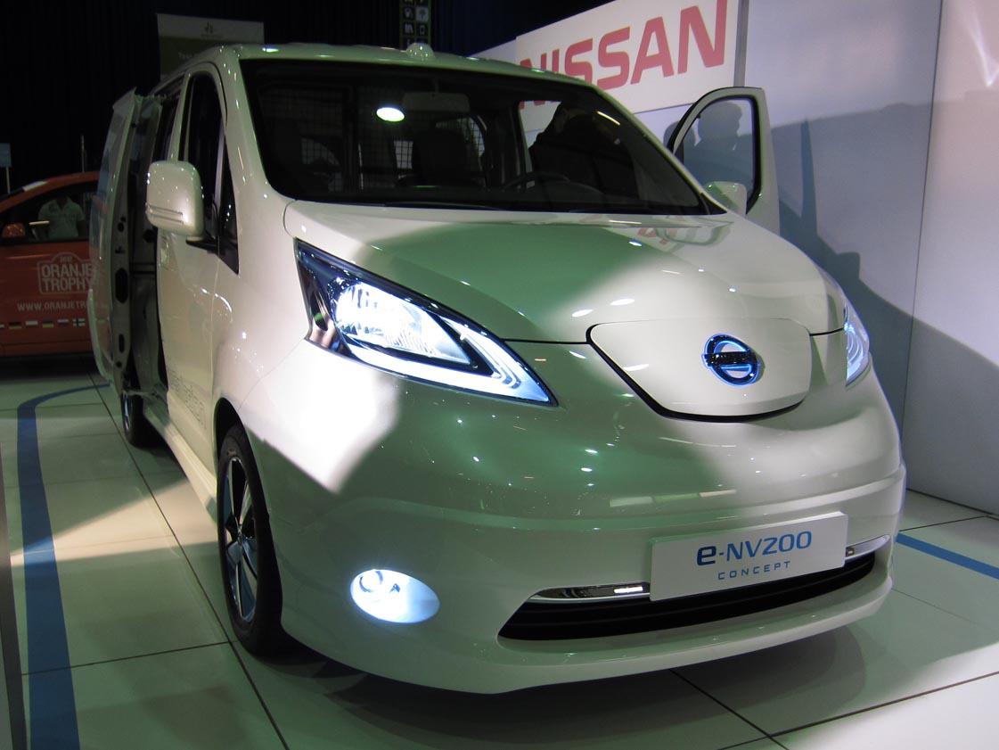 2015 Nissan Nv200 19 Free Car Wallpaper