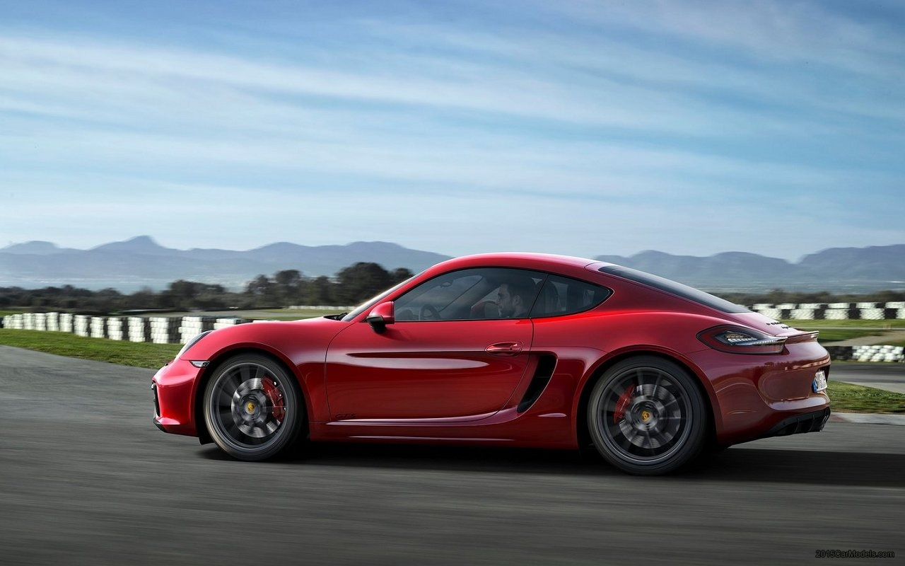 2015 Porsche Cayman 11 Widescreen Car Wallpaper