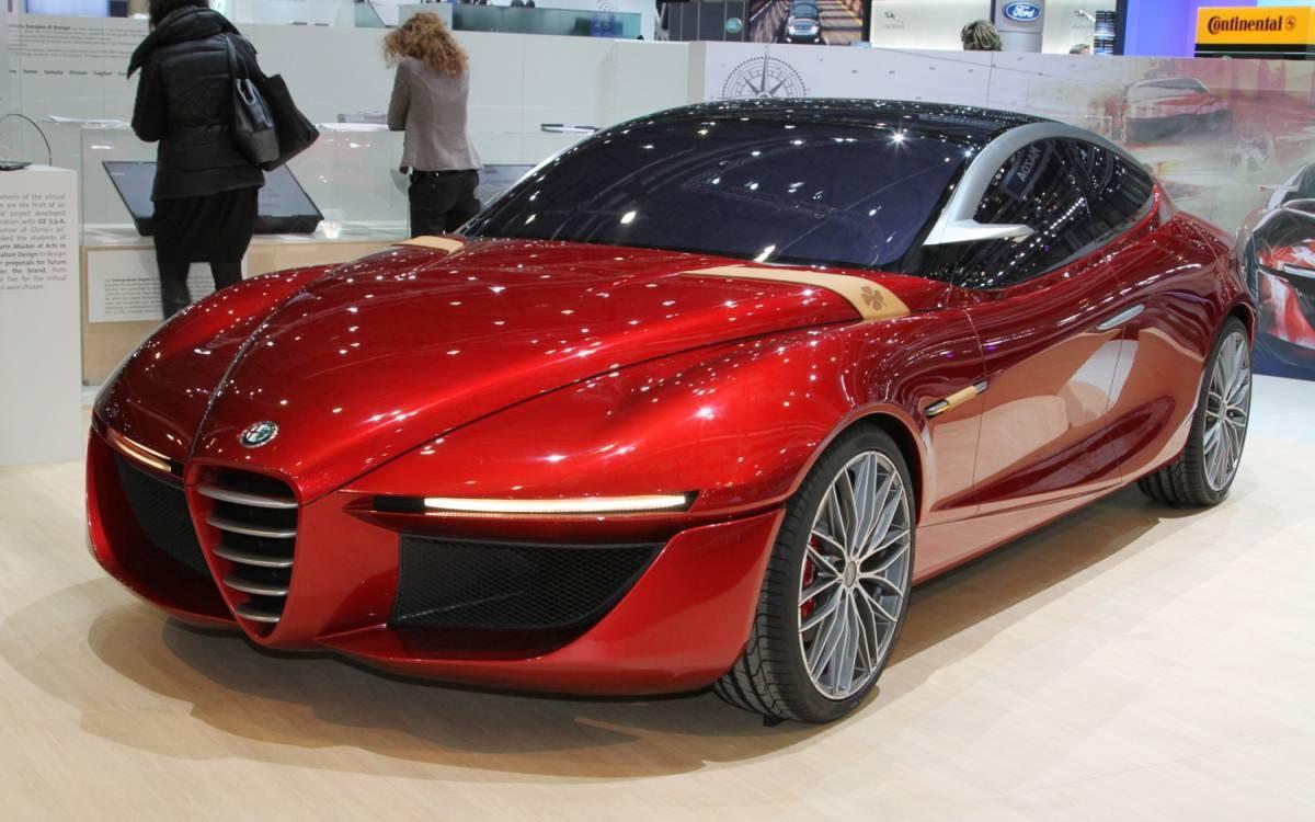 Alfa Romeo Cars 2014 32 High Resolution Car Wallpaper