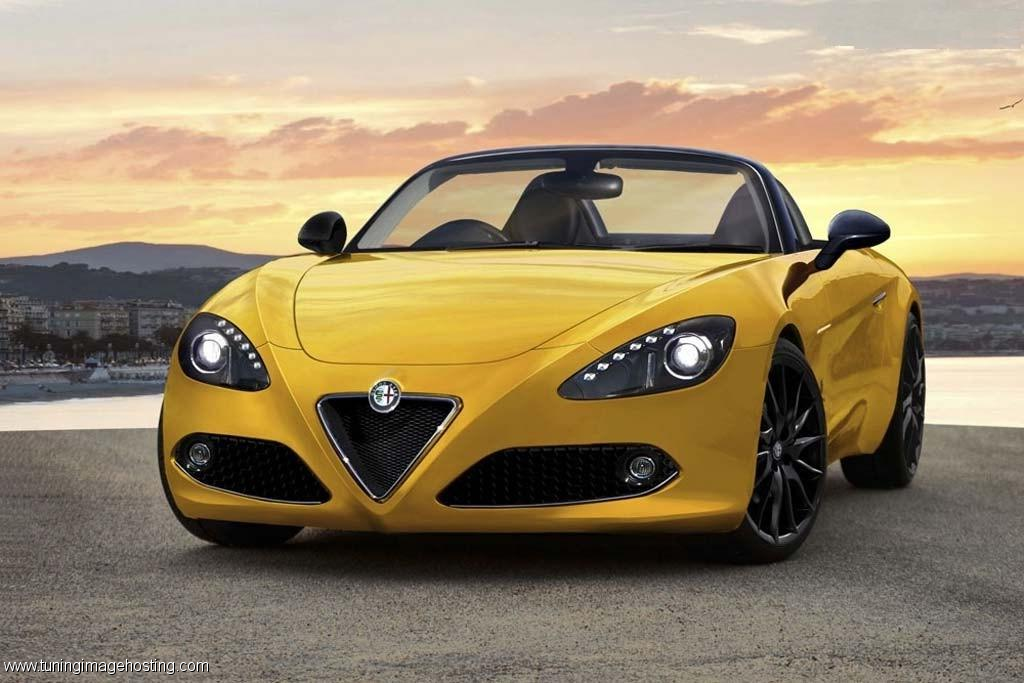 Alfa Romeo 4c Usa 2018 2018 Car Issue