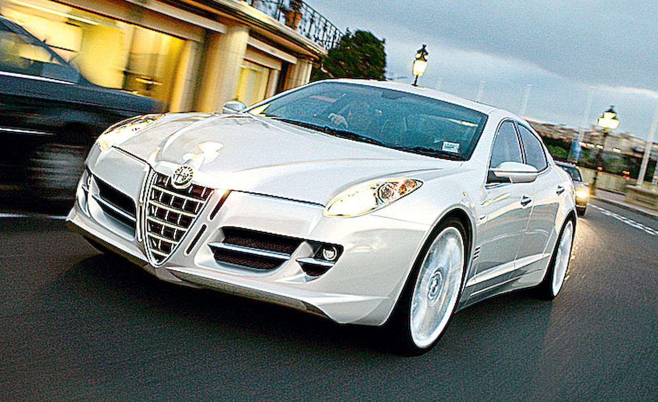 Alfa Romeo Cars Usa 5 Background Wallpaper