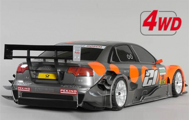 Audi A4 4Wd 2 Car Desktop Background