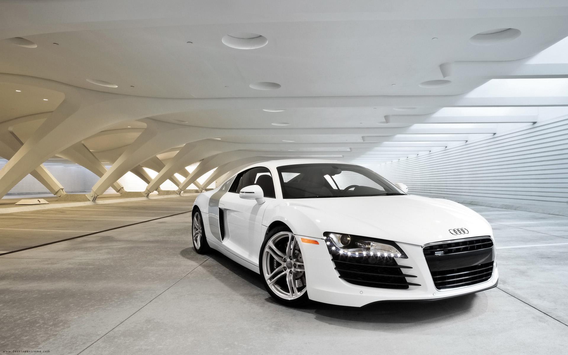 Audi R8 12 Free Car Wallpaper