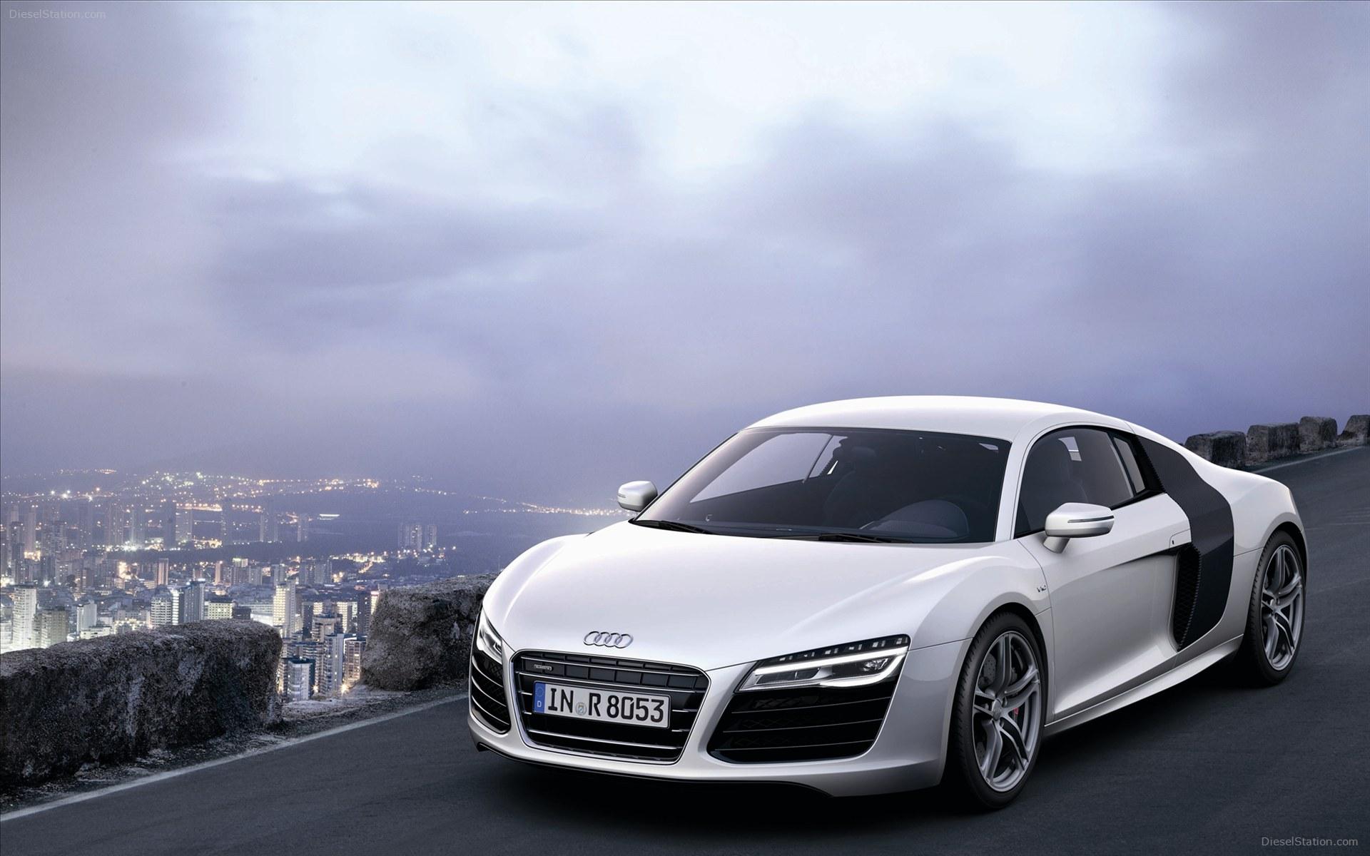 Car Wallpapers Audi R8