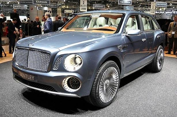 Bentley Suv  17 Free Car Wallpaper
