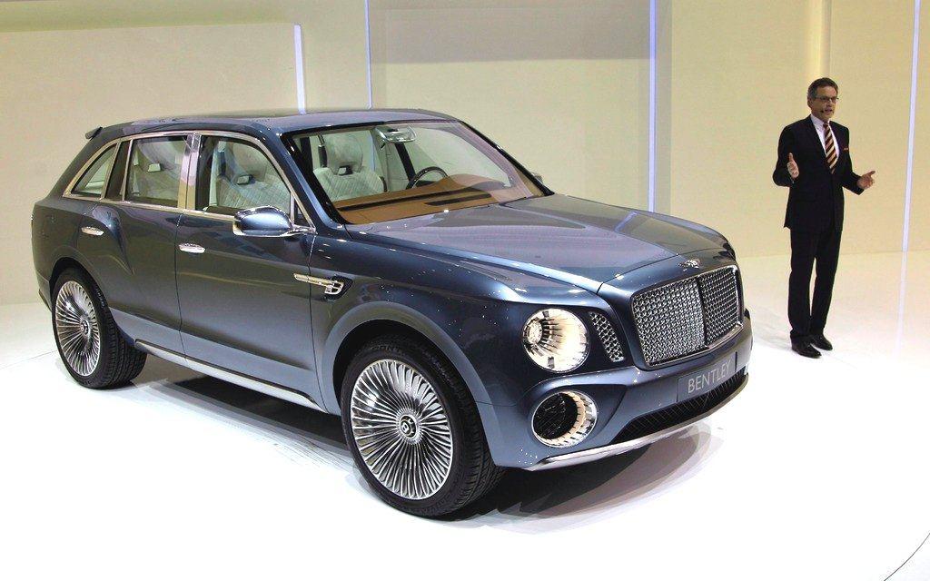 Bentley Suv  46 Free Car Wallpaper