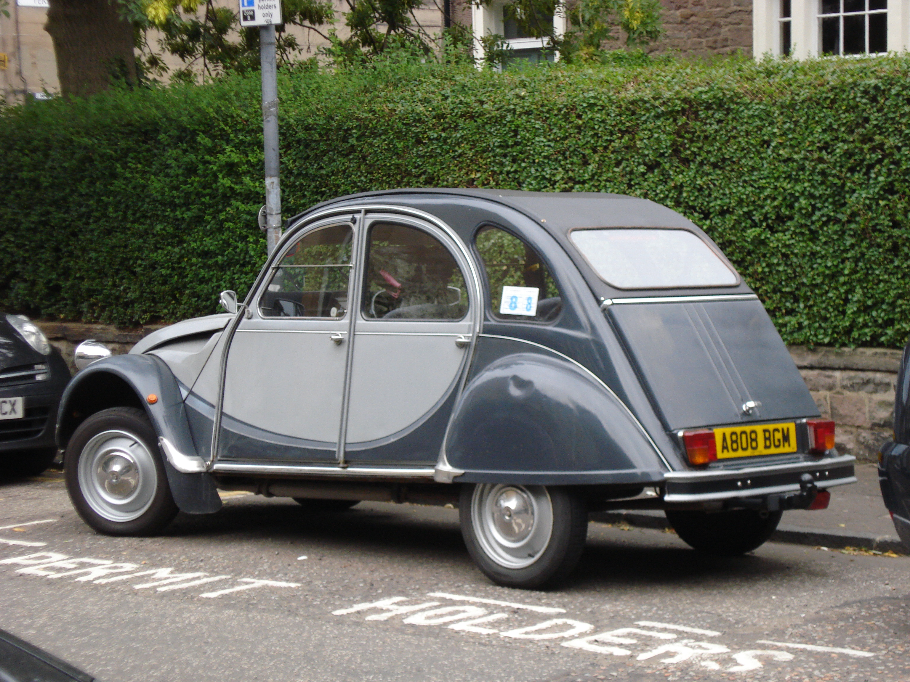 citroen 2cv 17 wide car wallpaper. Black Bedroom Furniture Sets. Home Design Ideas