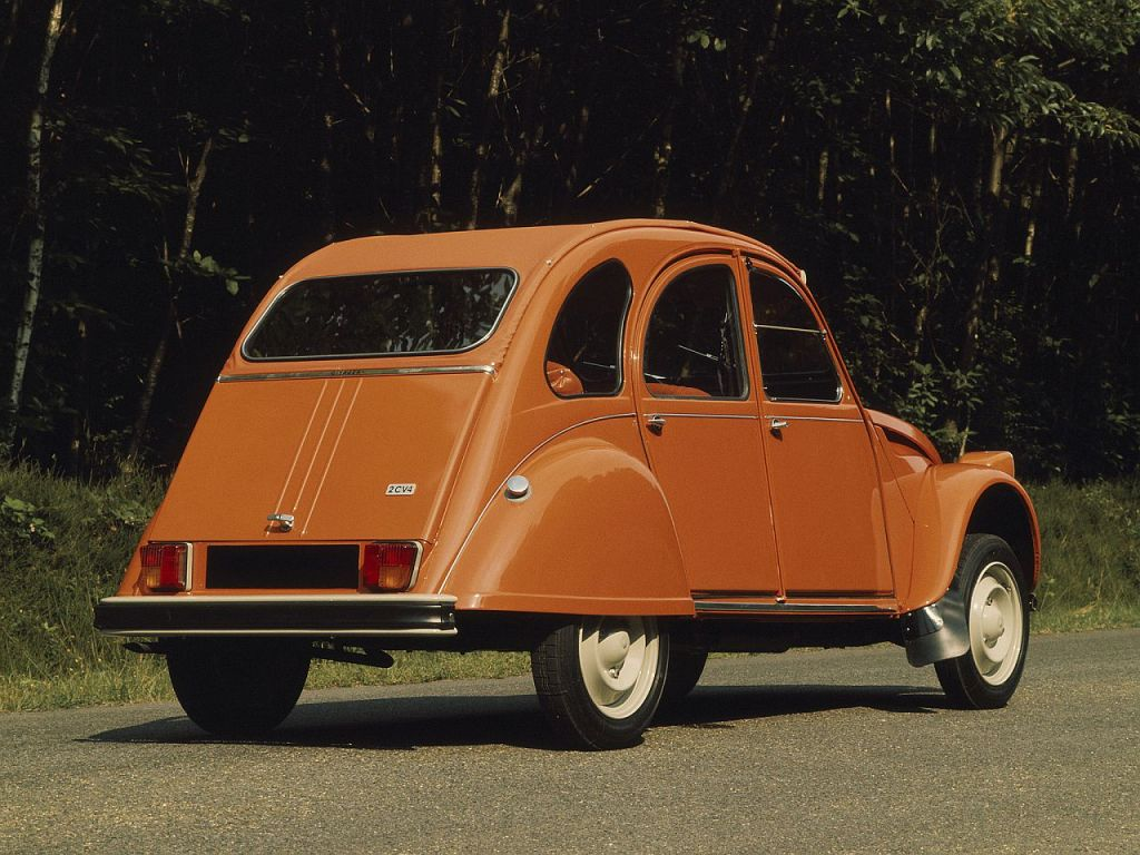 citroen 2cv 2 widescreen car wallpaper