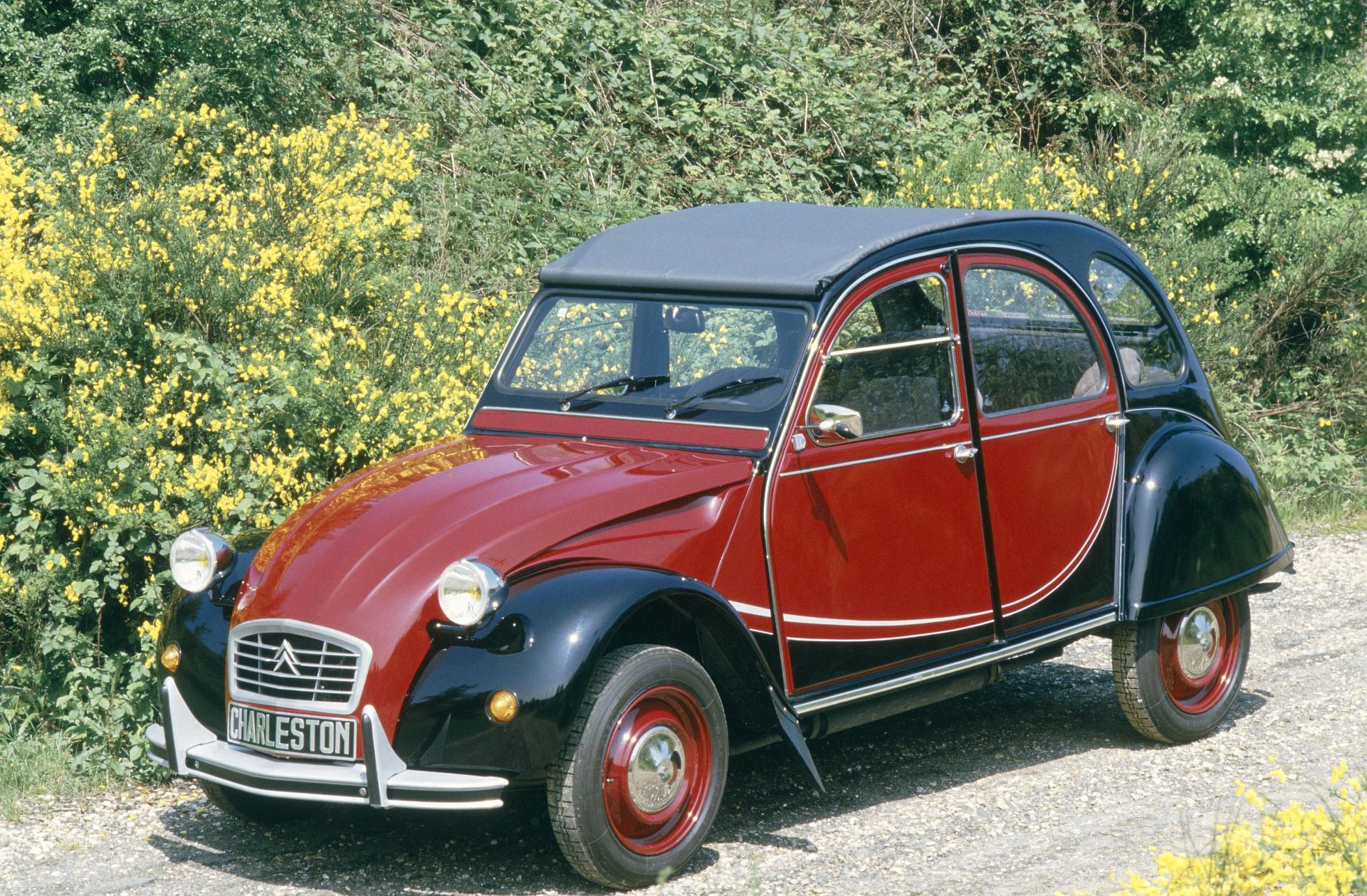 citroen 2cv 2 widescreen car wallpaper. Black Bedroom Furniture Sets. Home Design Ideas
