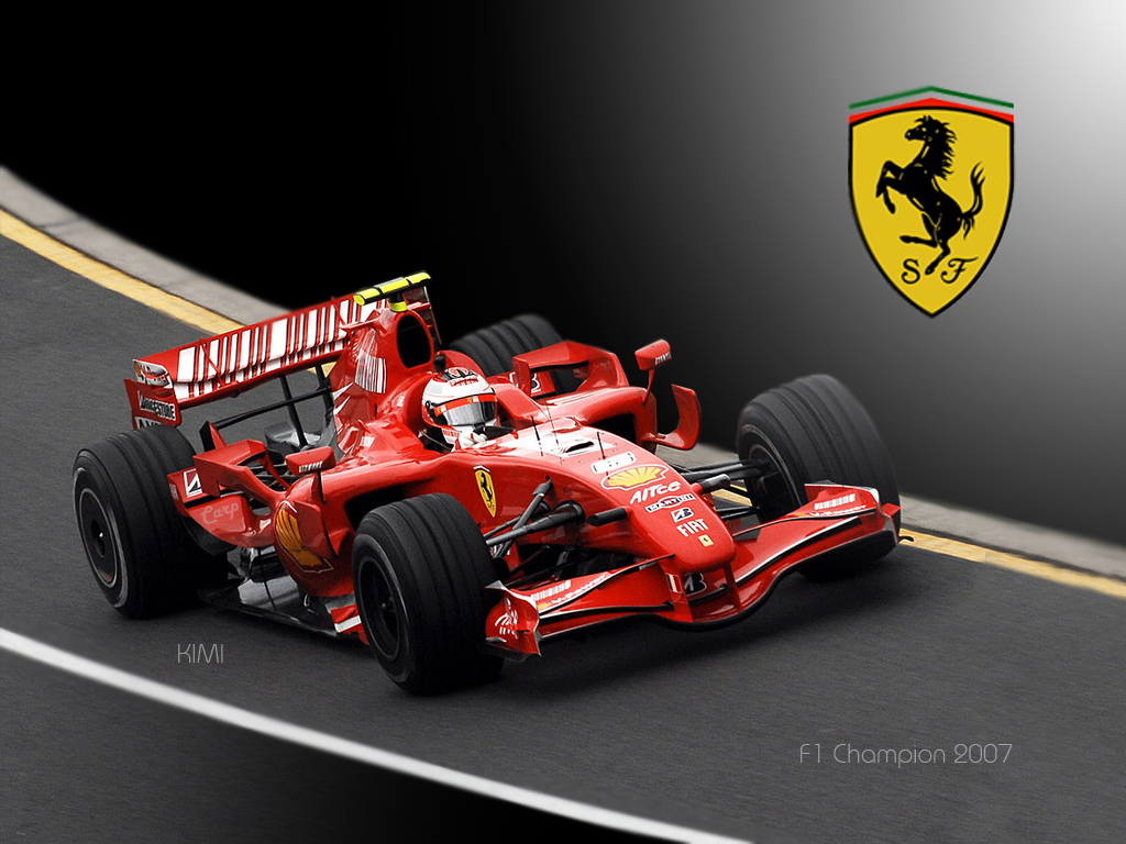 Ferrari F1 37 Car Hd Wallpaper
