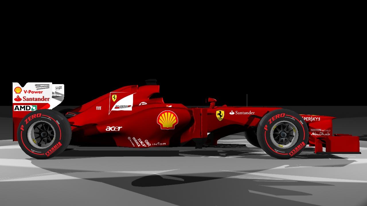 Ferrari F1 41 Cool Car Wallpaper