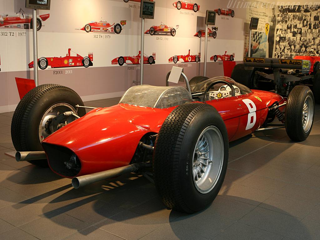 Ferrari F1 42 Desktop Wallpaper