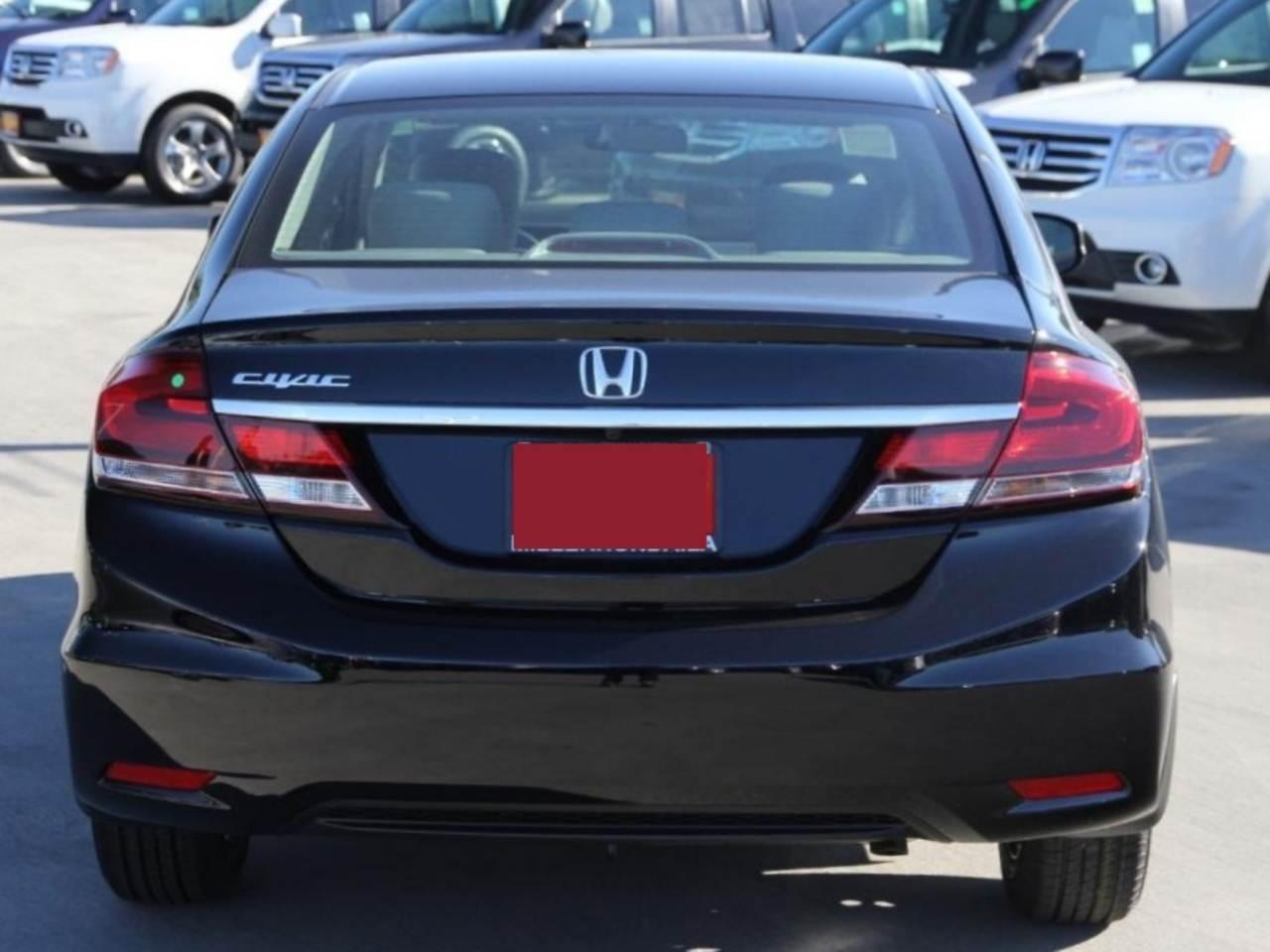 Honda Civic 8 High Resolution Car Wallpaper