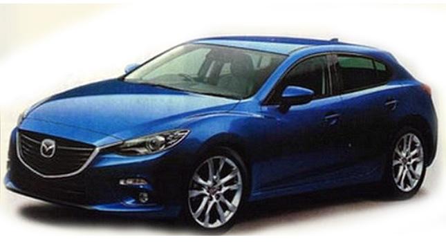 Mazda 3 36 High Resolution Car Wallpaper