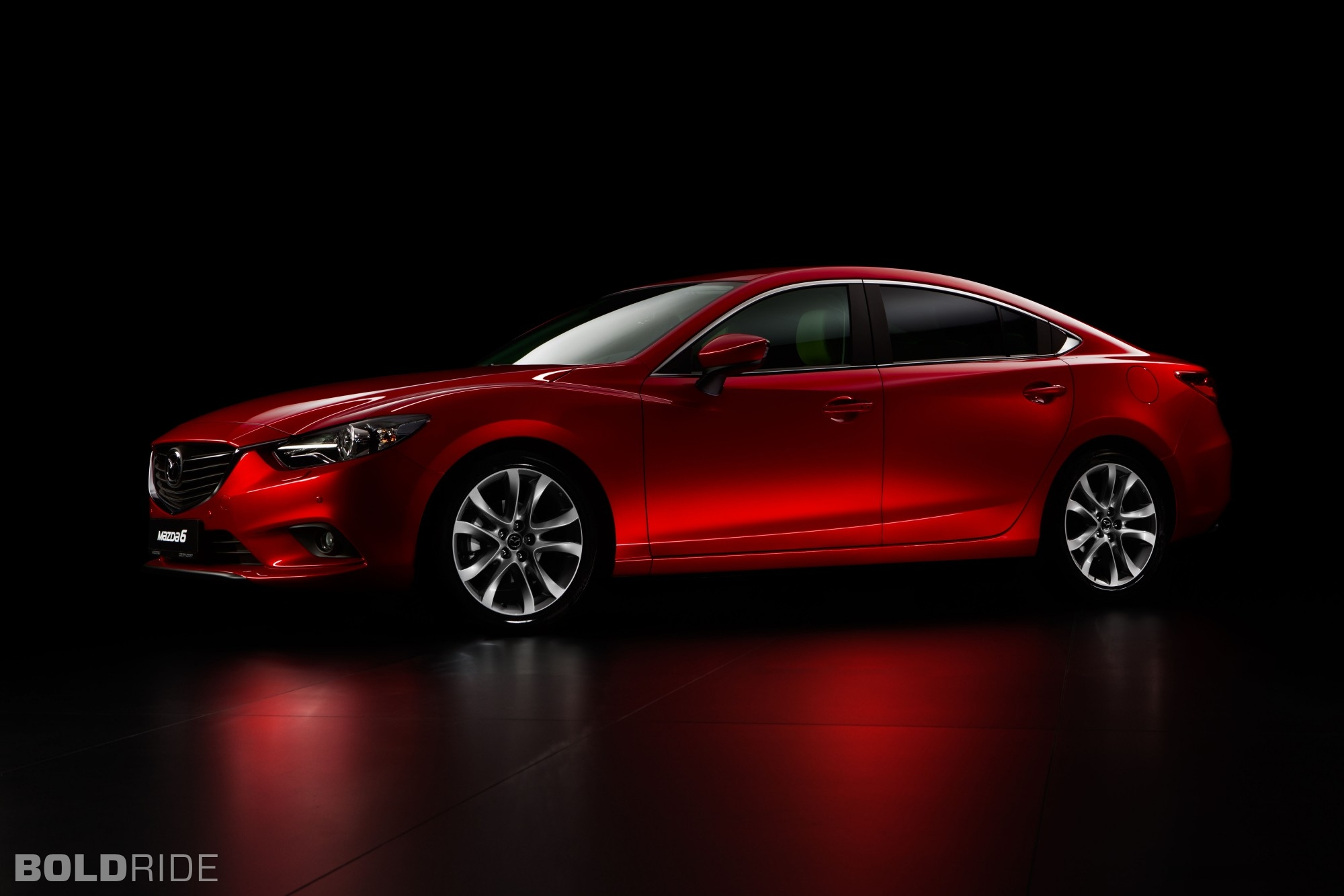 Mazda 6 2014 17 Background Wallpaper