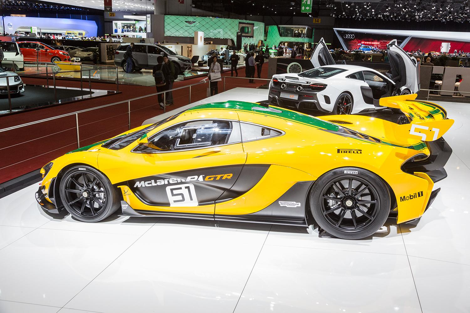 Mclaren P1 Gtr 40 Cool Car Wallpaper