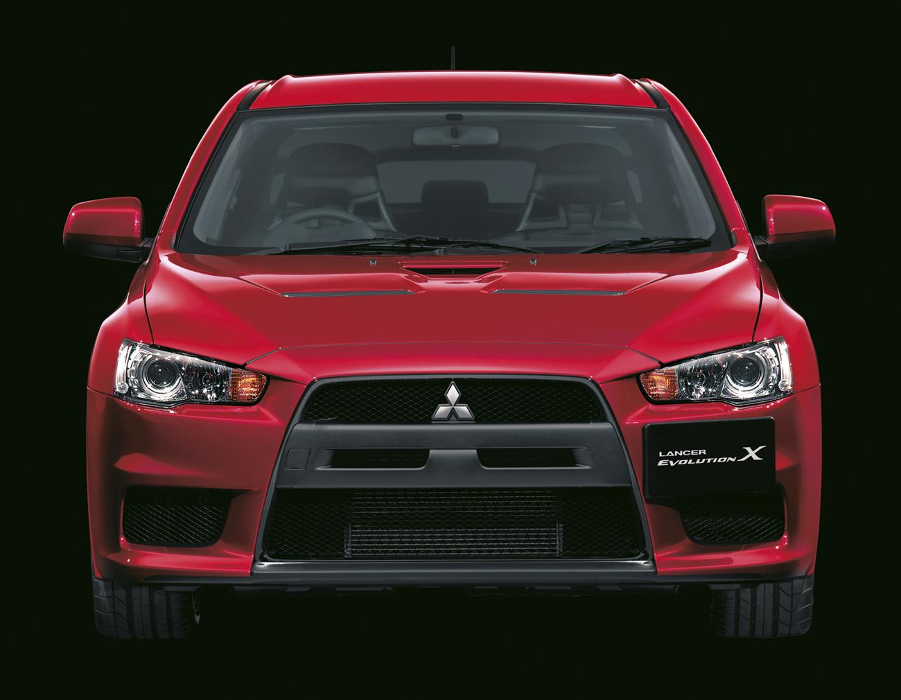Mitsubishi Evo 21 Background Wallpaper