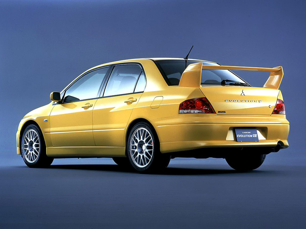 Mitsubishi Lancer Evolution 1 Wide Car Wallpaper