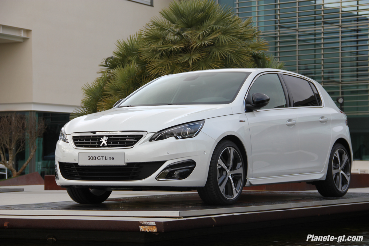 peugeot 308 gt line 40 widescreen car wallpaper. Black Bedroom Furniture Sets. Home Design Ideas