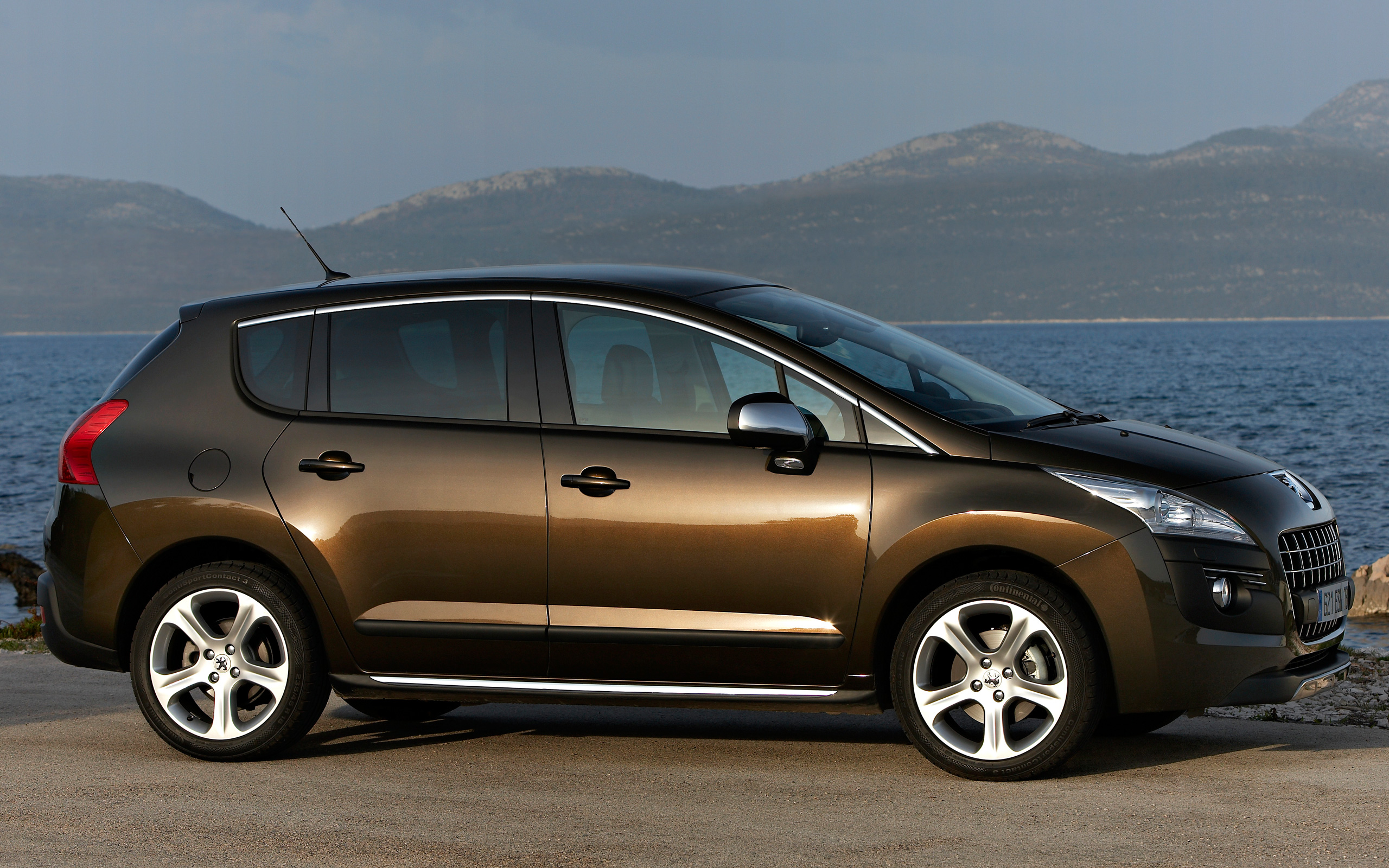 Peugeot Crossover  1 Cool Car Wallpaper