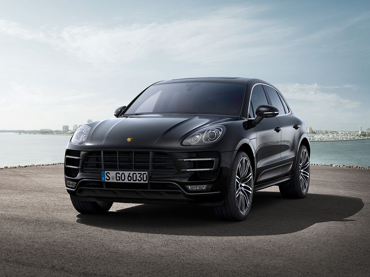 Porsche Macan Turbo 13 High Resolution Car Wallpaper