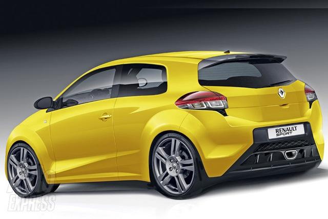 Renault Sport 12 Car Background