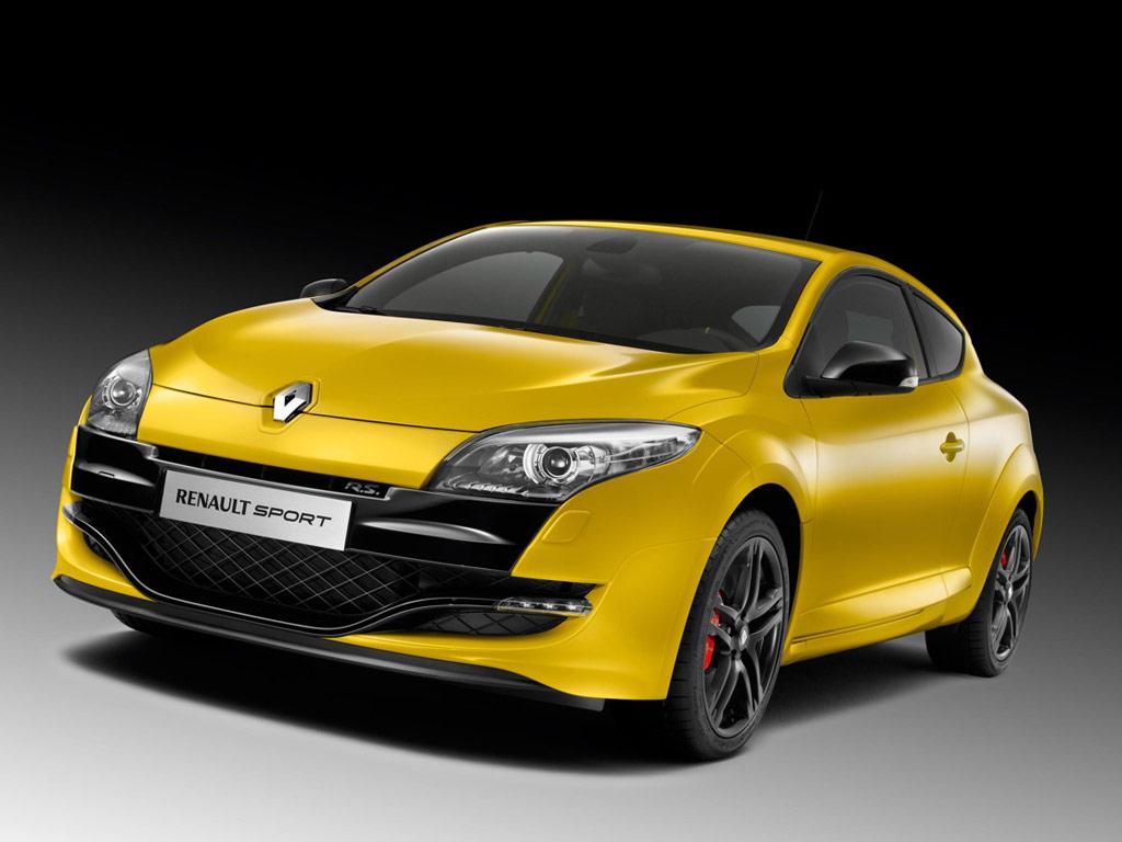 Renault Sport 3 Car Hd Wallpaper