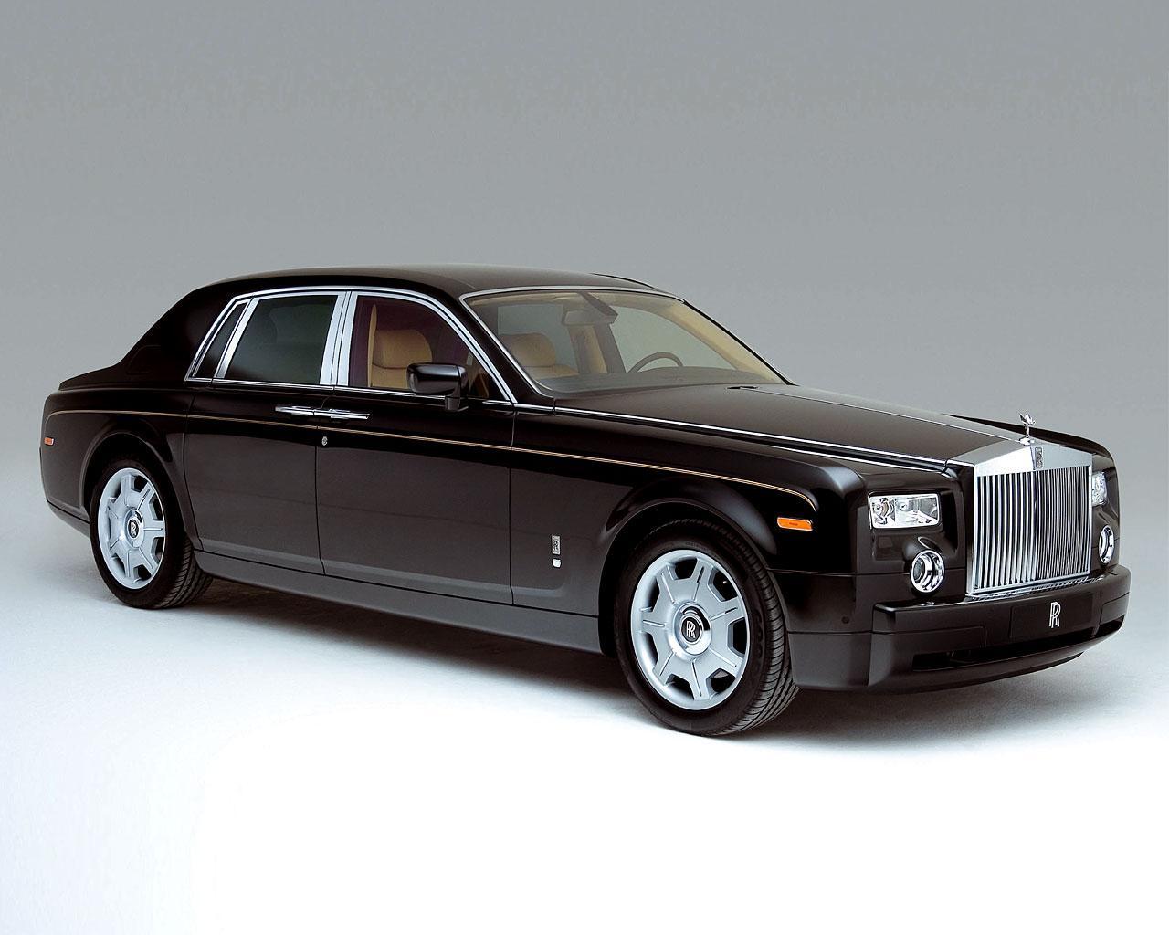 Rolls Royce Phantom 48 Free Car Wallpaper
