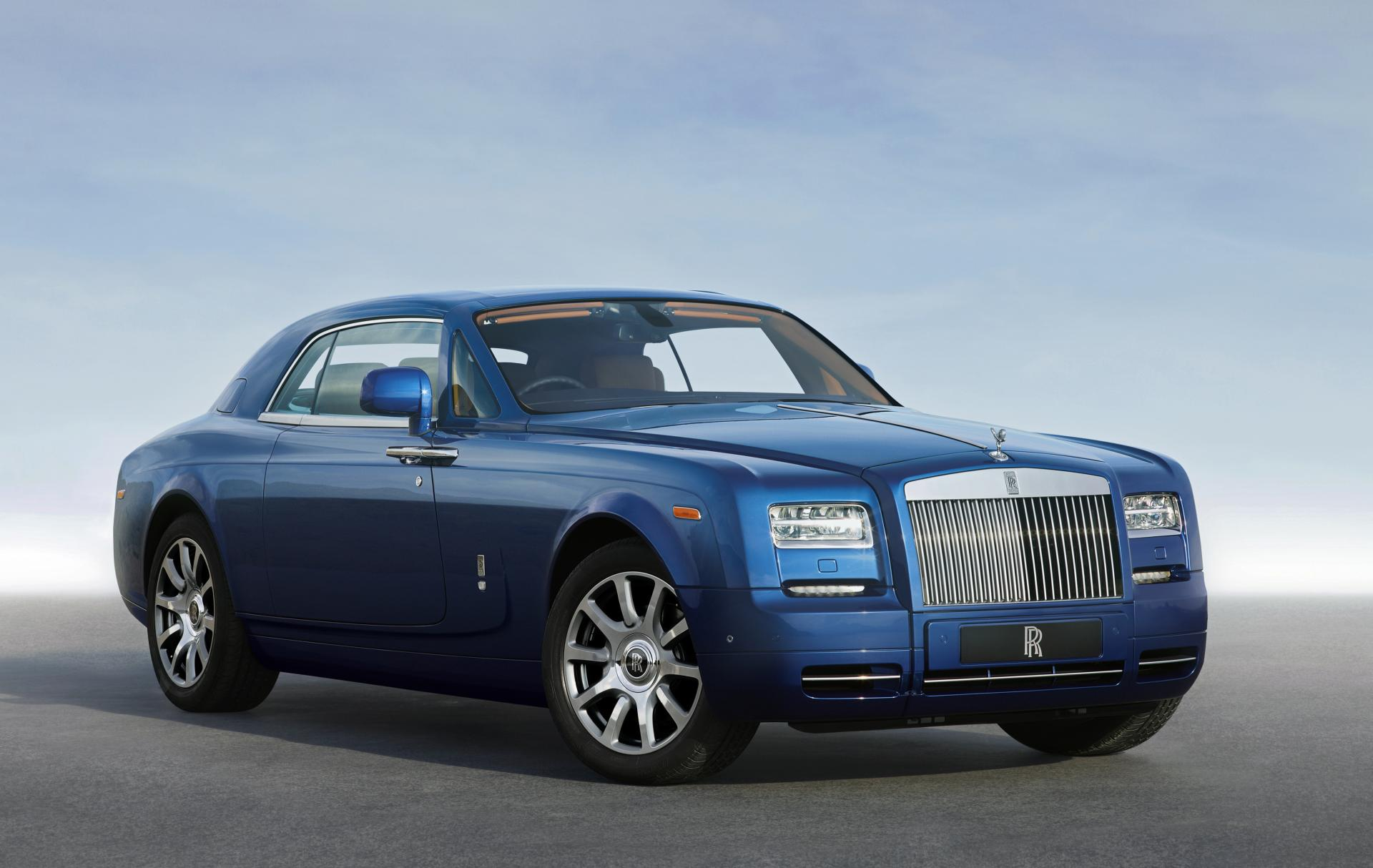 Rolls royce wallpaper 1366x768