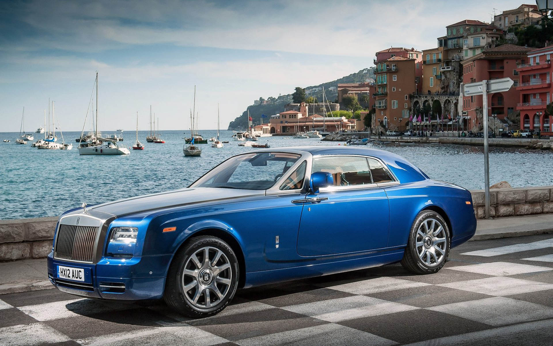 Rolls-Royce Phantom Coupe 11 Free Car Wallpaper ...