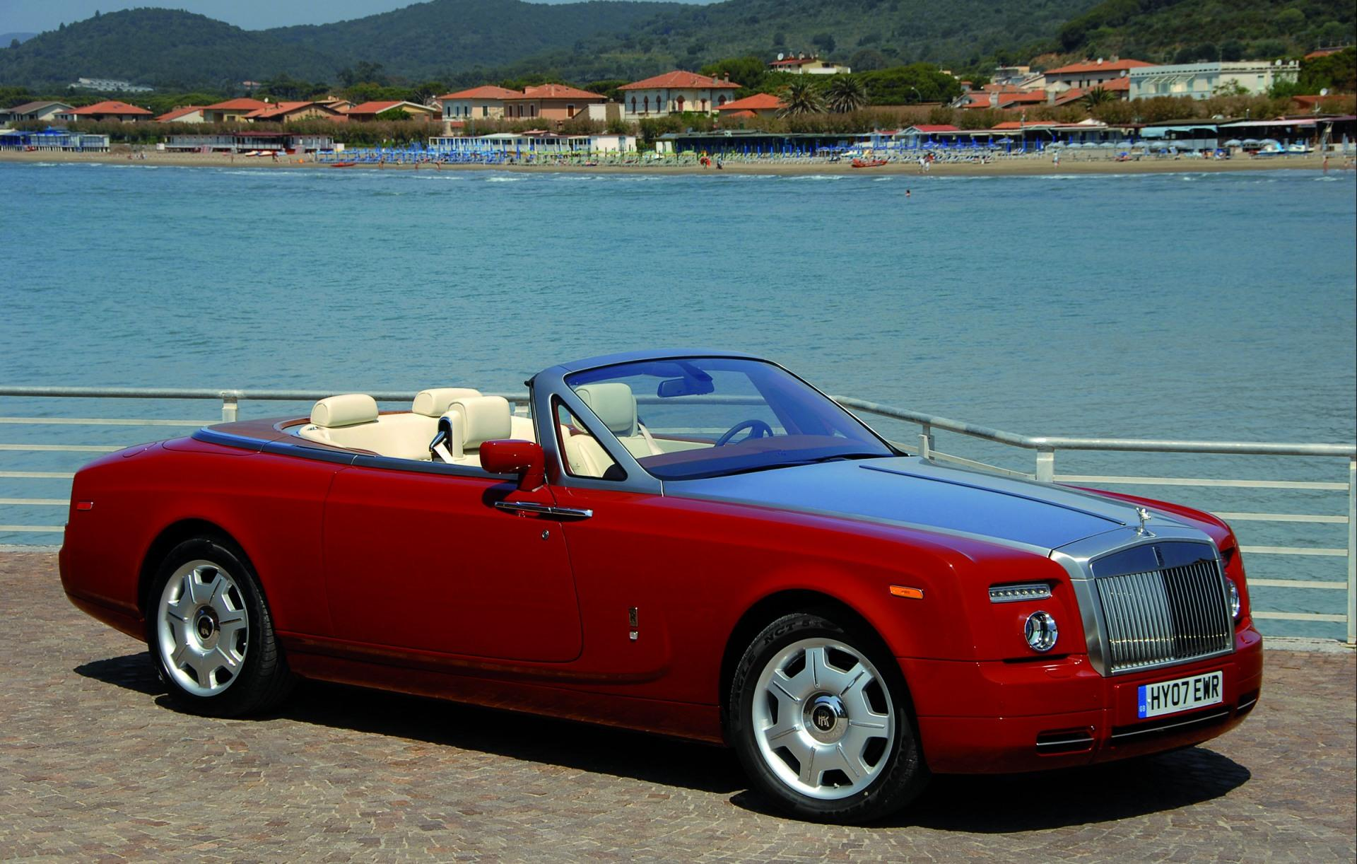 Rolls-Royce Phantom Drophead Coupe 3 High Resolution Car Wallpaper ...
