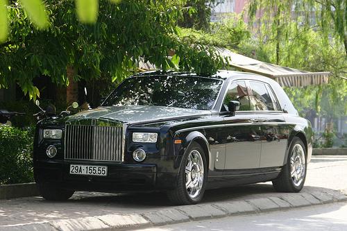 Rolls-Royce Phantom Limousine 10 Free Hd Car Wallpaper