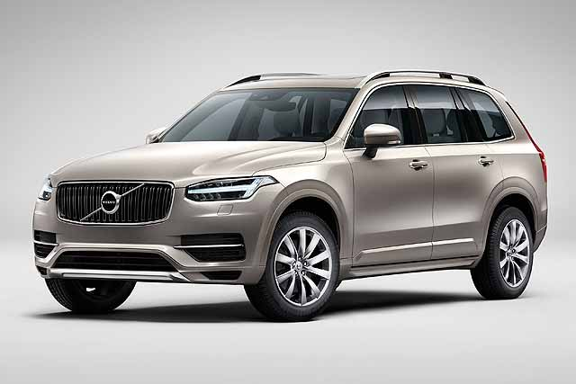 Volvo All New Xc90 13 Wide Car Wallpaper