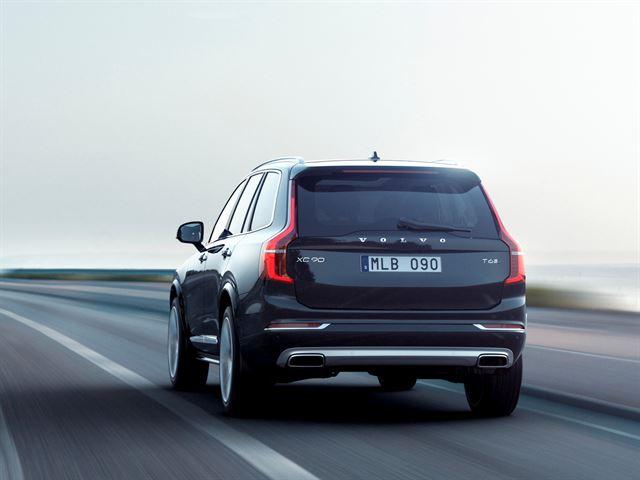Volvo All New Xc90 24 Car Hd Wallpaper