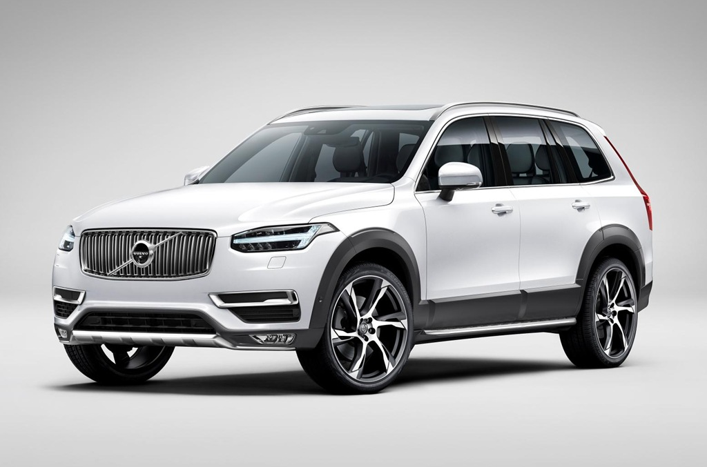 volvo all new xc90 8 high resolution car wallpaper. Black Bedroom Furniture Sets. Home Design Ideas
