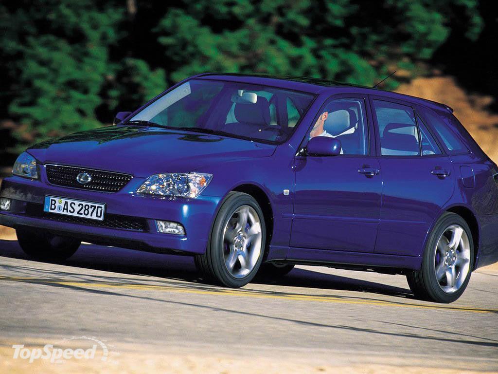 2002 Lexus Is 300 13 Background Wallpaper