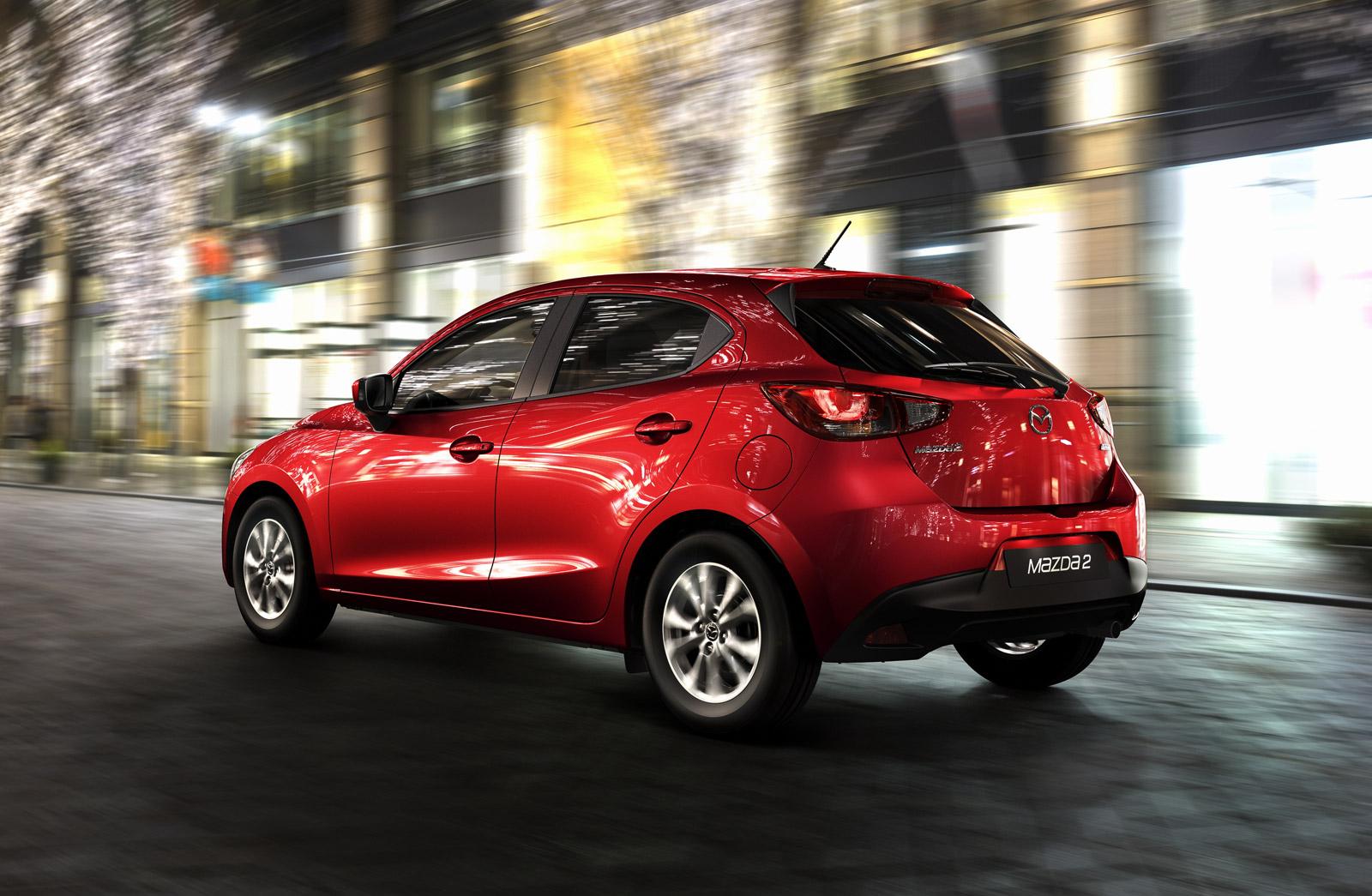 2015 Mazda 2 17 Desktop Wallpaper