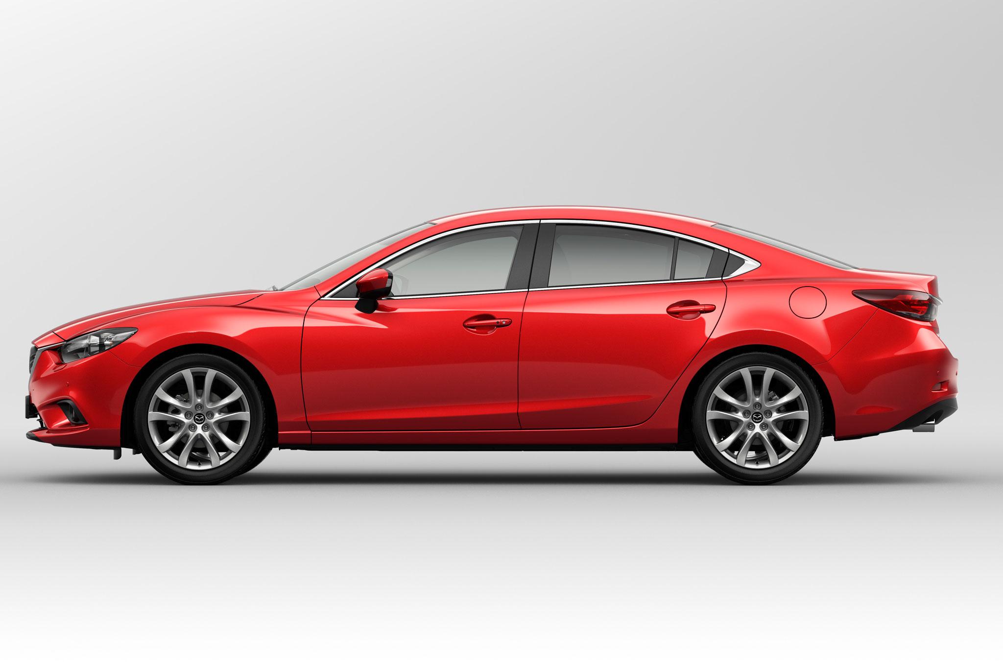 2015 Mazda Lineup 14 Car Desktop Background