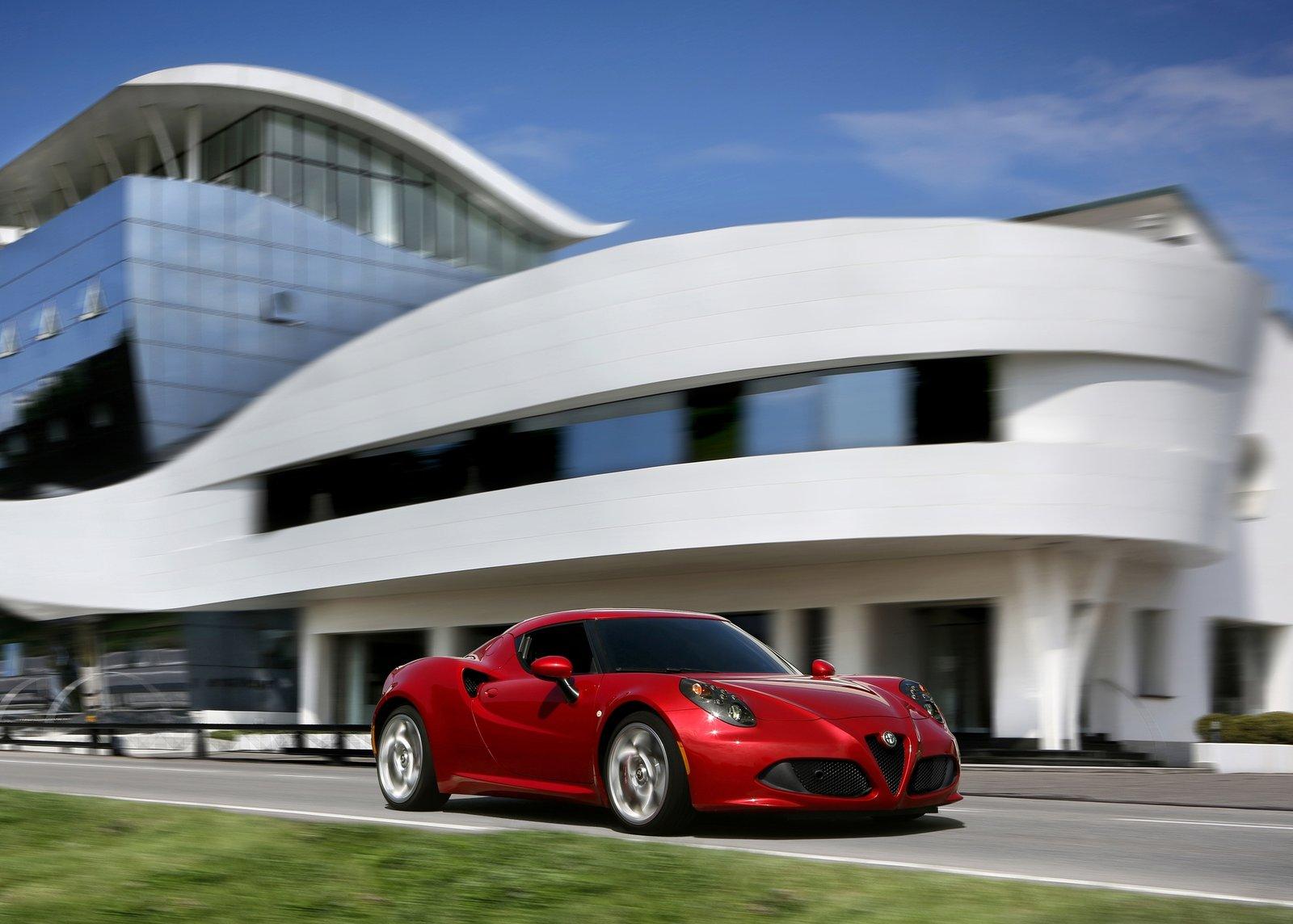 Alfa Romeo 4C Cost 32 High Resolution Car Wallpaper