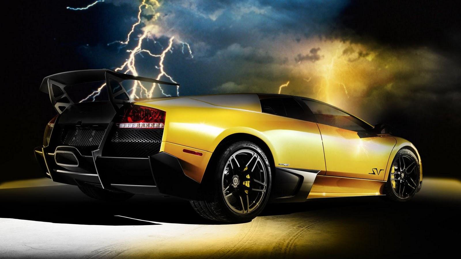 2013 Lamborghini Murcielago 6 Free Car Wallpaper