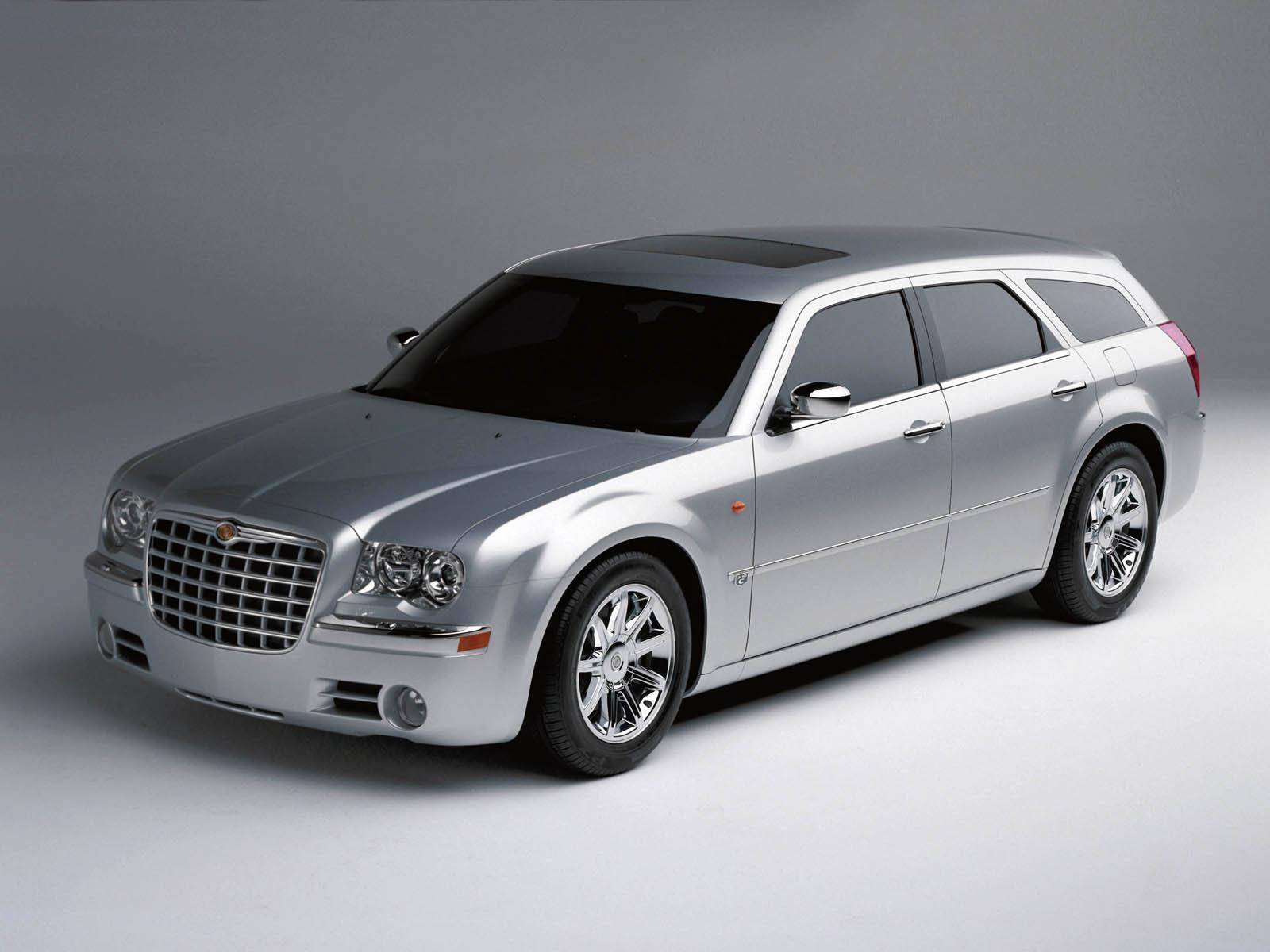 Chrysler Car 57 Car Background
