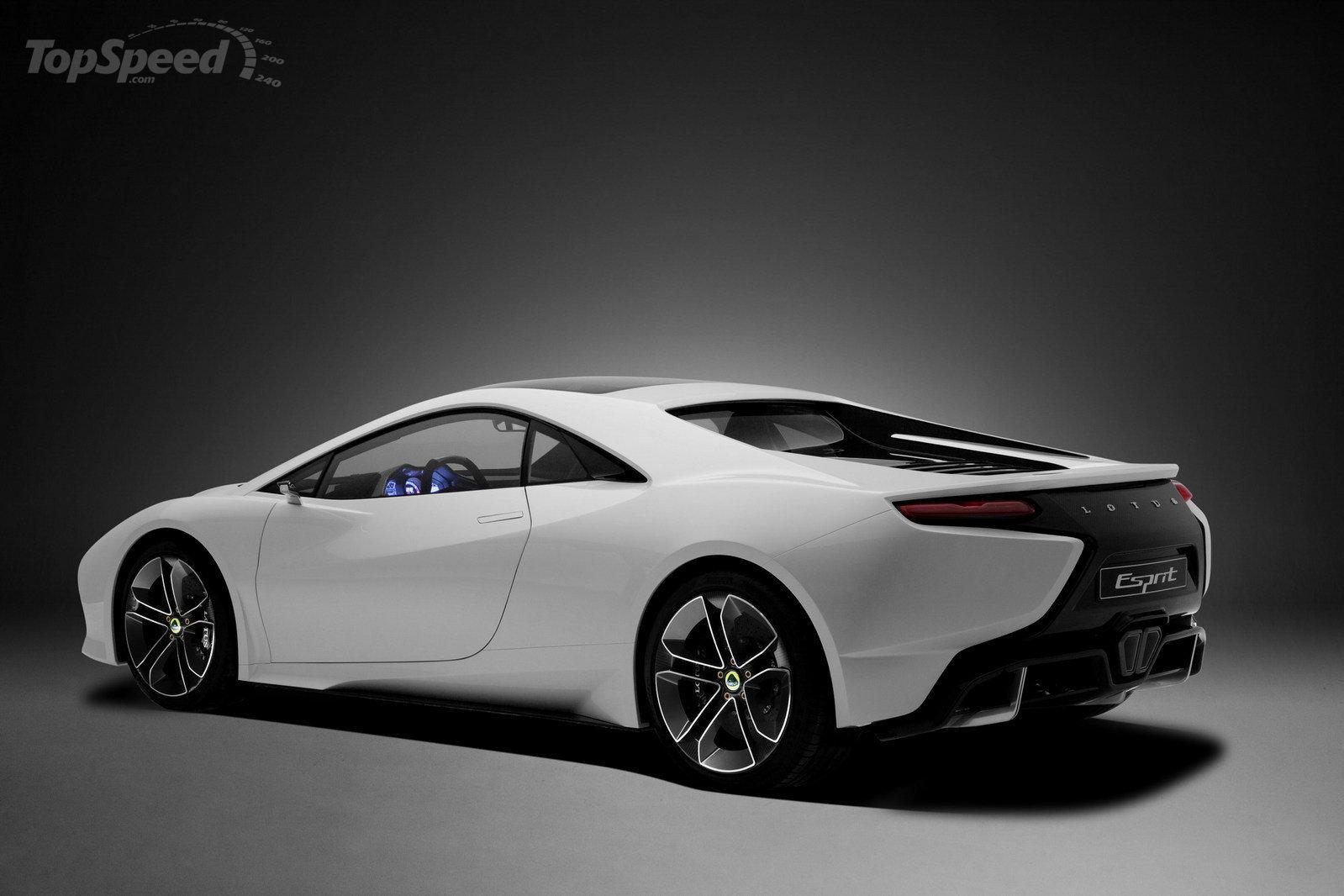 lotus esprit 74 widescreen car wallpaper