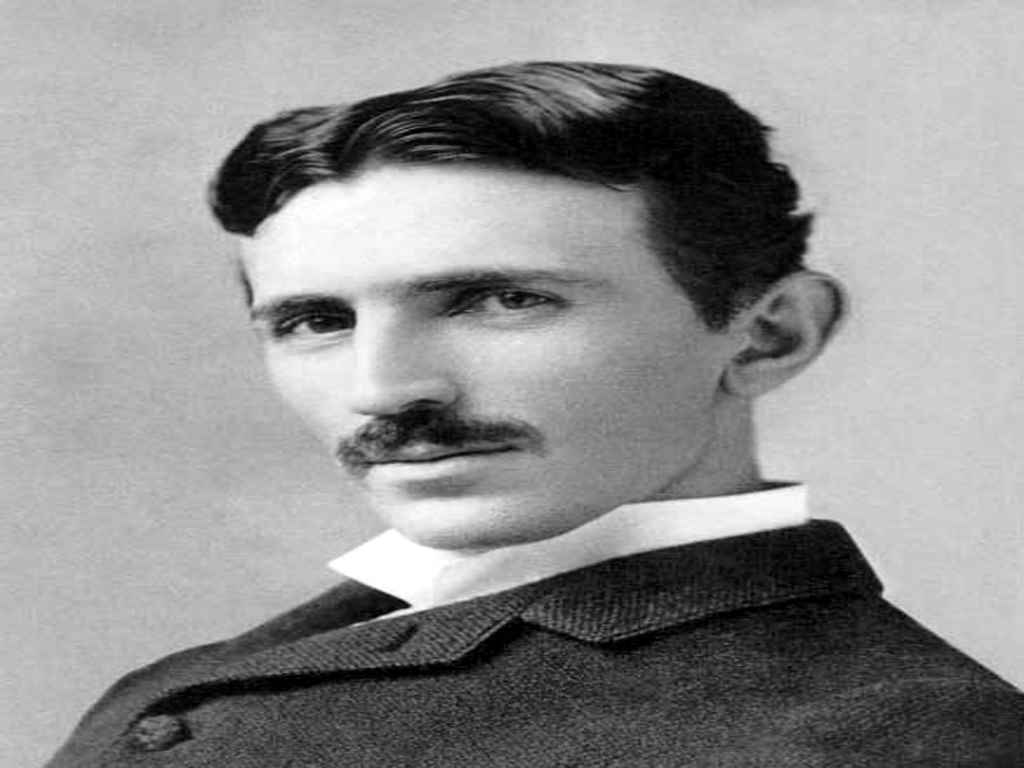Tesla Motors Nikola Tesla 7 Desktop Wallpaper