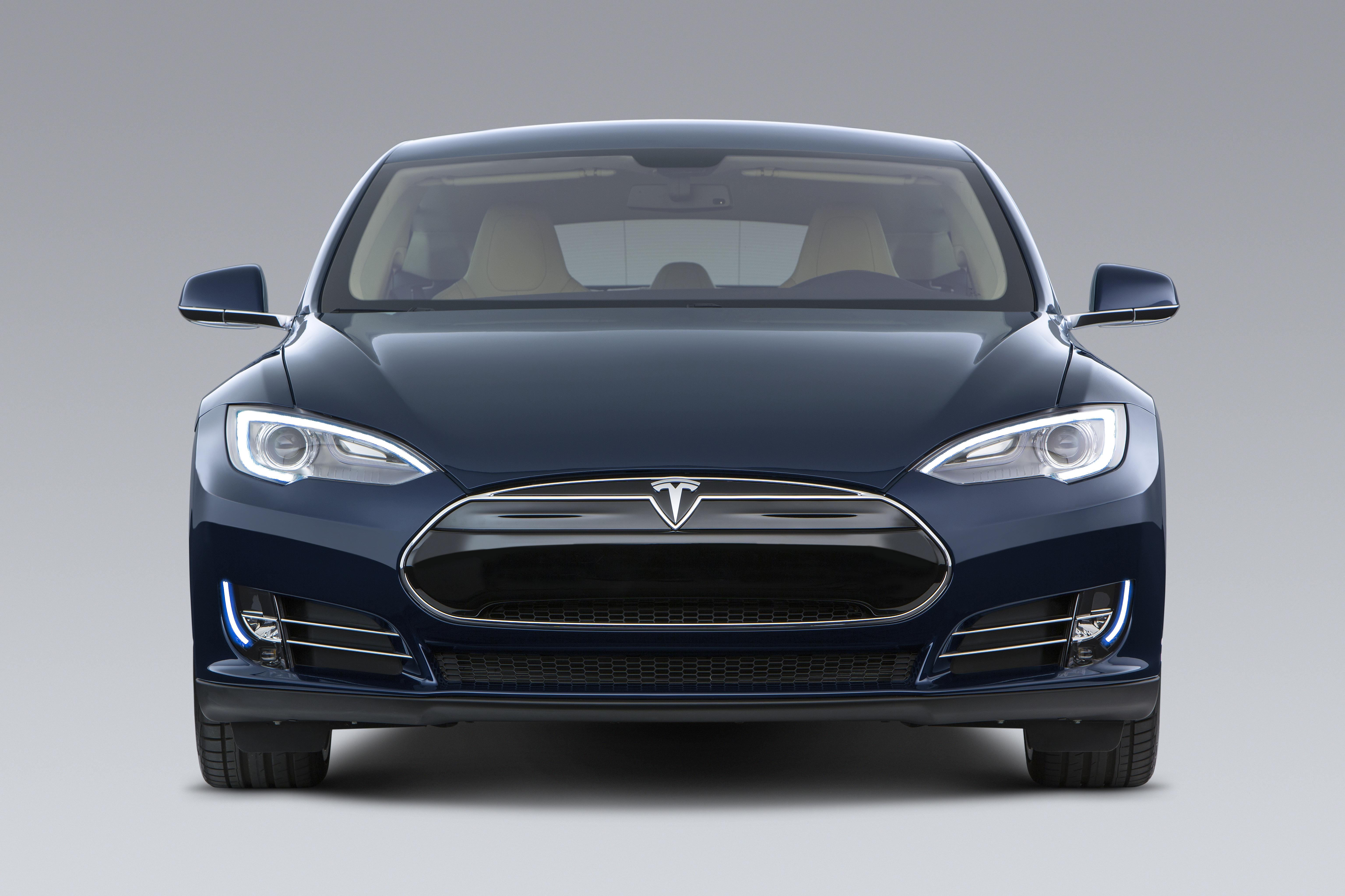 Tesla Motors Nikola Tesla 26 Car Desktop Background