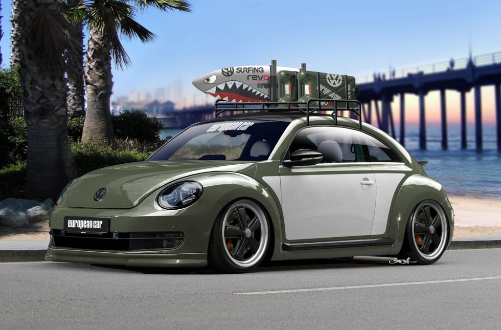 Volkswagen Beetle 38 Cool Car Wallpaper