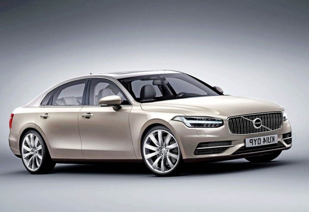 Volvo Cars 32 Car Background