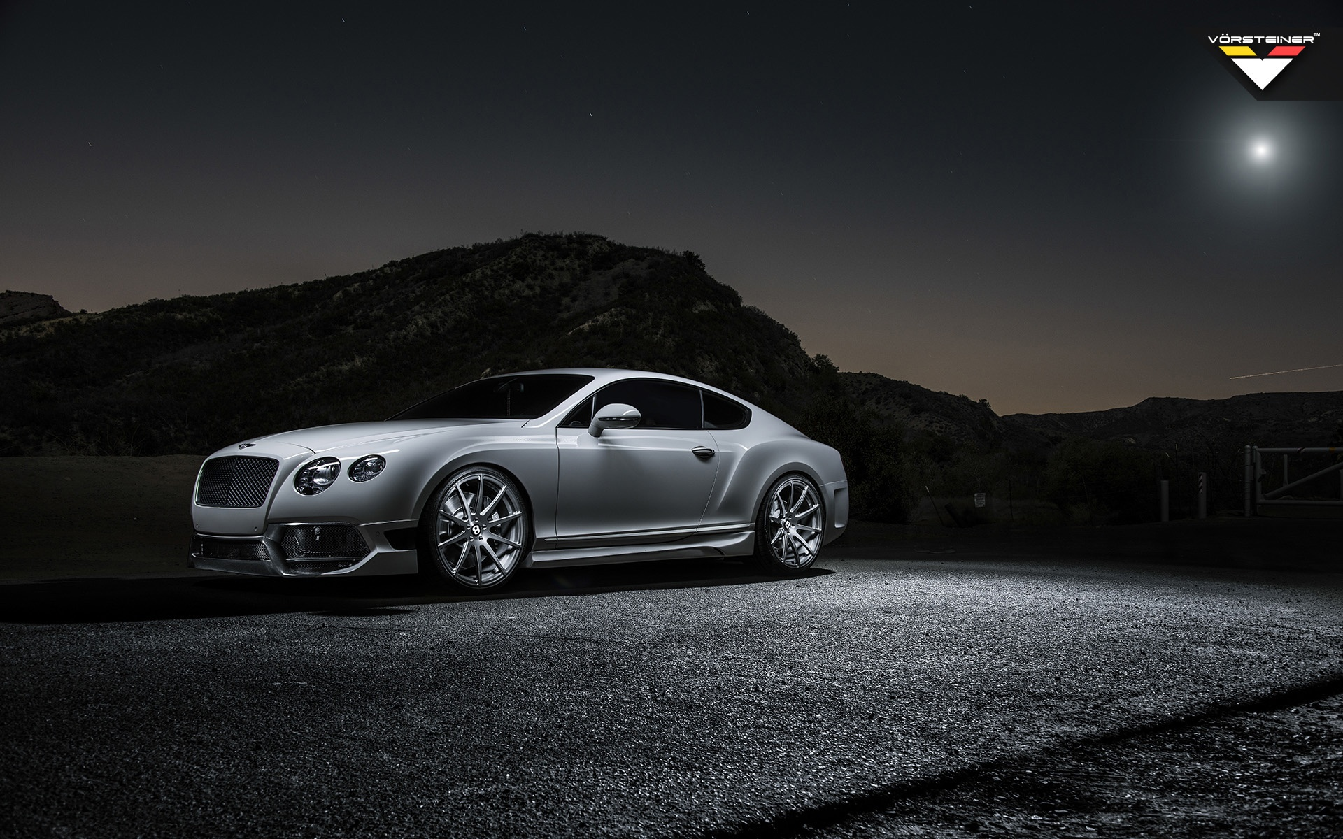 Wallpaper Bentley