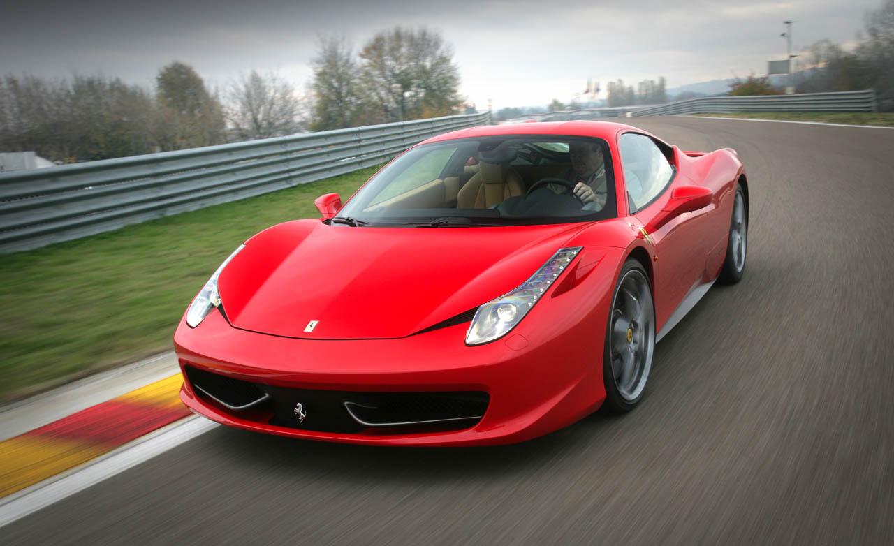 Ferrari Sports Cars Wallpaper 10 Background