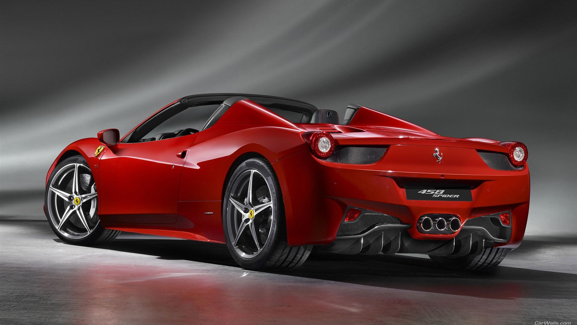 Ferrari Sports Cars Wallpaper  Desktop Wallpaper